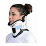 NecLoc Cervical Collar, 2 Piece, Disposable, Adult LG