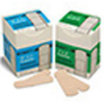 Adhesive Bandage, Plastic, 3/4inch x 3inch, 50/bx