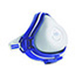 Comfort Fit Respirator Mask CFR-1, Face piece w/Replaceable Filters, LG