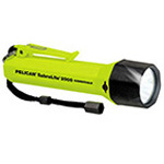SabreLite 2000 Flashlight, Carded, 3 C Alkaline Batteries, Yellow