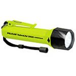 SabreLite 2000 Flashlight, Carded, 3 C Alkaline Batteries, Orange
