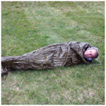 Blizzard Survival Sleeping Bag, Olive Green, Waterproof, Windproof, Lightweight