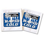 Rapid Cold  Compress, 5 1/2inch x 10inch, 1 small box w/6 packs