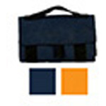 Laryngoscope Storage Case, Roll Up Style, Navy Blue