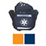 Backpack, w/Orange Oxygen Sleeve, Navy