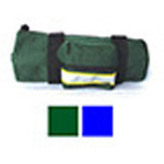 Oxygen Sleeve, for D Tank, Standard Pocket, Green