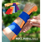 Soft Shell Splint, 4 1/4inch x 9inch