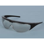 Millennia Safety Glasses,  Ultra-dura Anti-scratch Coating, SCT-Reflect 50 Lens, Blue Frame