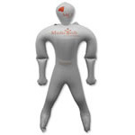 MedicTech Inflatable MCI Manikins, Pediatric, 30inch Tall, 3 lbs