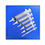 Syringe, 3cc, w/Needle, 21ga x 1inch