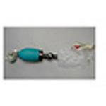 Resuscitator BVM, D1 Neonatal and D2 Infant Premium Line Mask, Size 1 Mask