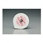 Red Dot Foam Monitoring Electrode, 2inch Diameter, w/Abrader, 3/bg