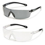 Starlite Squared Safety Glasses, Clear Lens