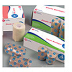 Ace Bandage, Elastic, Poly Wrapped with 2 Metal Clips, 4inch