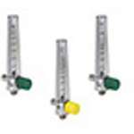 Air Flowmeter, w/Ohmeda Connector, 0-15 LPM