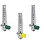 Air Flowmeter, Compact, 1/8 NPT, w/o Adapter,  0-15 LPM