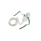 CAPNO2 Mask w/Adapter, Single Patient Use, for Non-Intubated Standard Adult Patients