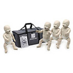 Prestan Professional CPR-AED Training Manikin, Infant, w/CPR Rate Monitor