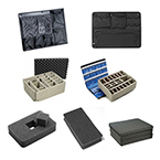 Pelican Pick N Pluck Foam Insert, for 1060 Micro Case