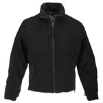 5.11 Men Tactical Fleece Jackets, Black, XS