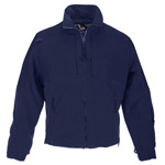 5.11 Men Tactical Fleece Jackets, Dark Navy, 2XL