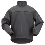 5.11 Men Chameleon Jacket, Black, 2XL