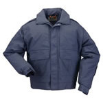 5.11 Men Signature Duty Jacket, Dark Navy, LG/L
