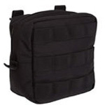5.11 6.6 Padded Pouch, Black