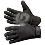 5.11 Men Tac-A2 Gloves, Pair, Black, 2XL