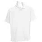 5.11 Women Performance Polo Shirt, Short Sleeve, White, LG