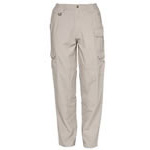 5.11 Women Cotton Tactical Pant, Khaki, 10/L