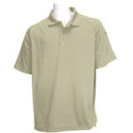 5.11 Men Performance Polo Shirt, Short Sleeve, Silver Tan, 2XL
