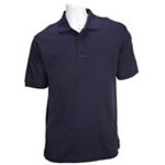 5.11 Men Tactical Polo Shirt, Short Sleeves Dark Navy, 2XL