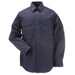 5.11 Men Taclite Pro Shirt, Long Sleeve, Dark Navy, LG