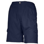 5.11 Men Cotton Tactical Short, Fire Navy, 28