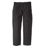 5.11 Men Cotton Tactical Pant, Black, 30/30