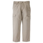 5.11 Men Cotton Tactical Pant, Khaki, 42/30
