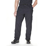 5.11 Men Cotton Tactical Pant, Fire Navy, Unhemmed, 46/UN
