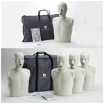 Prestan Professional CPR-AED Training Manikin, w/CPR Rate Monitor, Adult