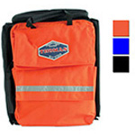 Thomas ALS Pack, 22inch H x 14inch W x 7inch D, Orange