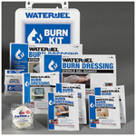 Water-Jel Burn Kit, Hard Case, Food Service