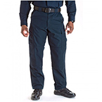 5.11 Men Ripstop TDU Pants, Dark Navy, 2XL/LONG