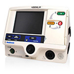 Recertified Lifepak 20 Biphasic Defibrillator, 3-Lead with Pacing and AED