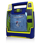 Recertified Cardiac Science G3 Pro AED with Manual Override