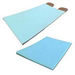 Splint, Cardboard w/foam, Disposable, 12inch
