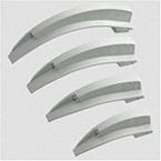 XP Laryngoscope Blade, Disp, Fiberoptic, Mac 2
