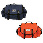 Curaplex Standard Trauma Bag, Orange