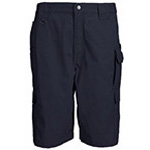 5.11 Men's Taclite Pro Shorts, 11inch Inseam, Dark Navy, 28