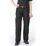 5.11 Women's Taclite EMS Pants, Black, 8 Regular