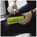 Opiate Overdose Kit Case Only, Black